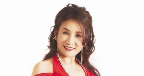 台湾の歌姫・麗珠、日本の歌謡界に舞う