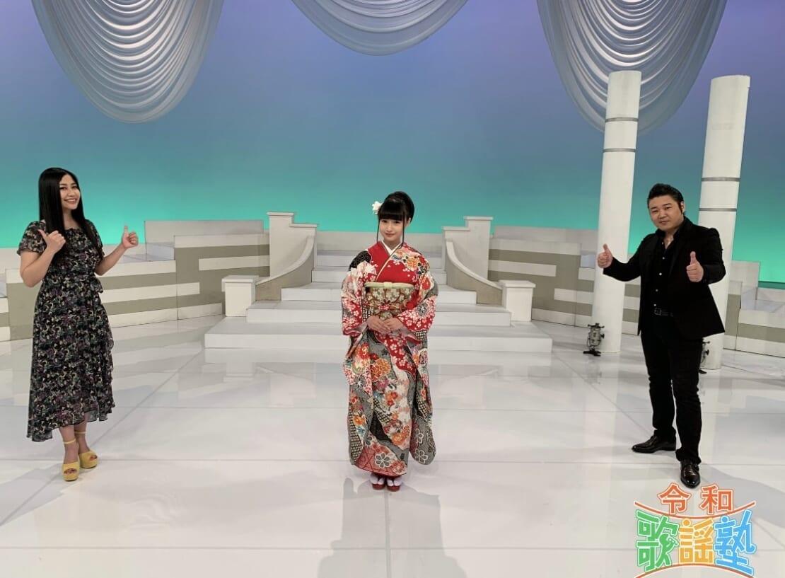 望月琉叶、「失恋慕情」で演歌歌手としてデビュー