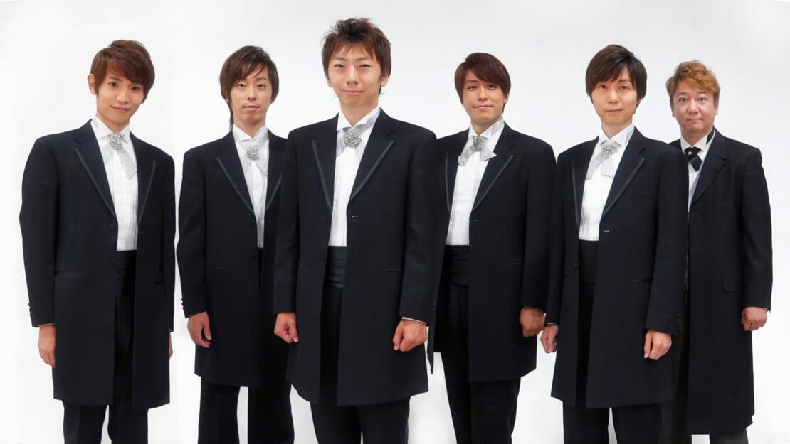 ザ♂ベルカントシンガーズ