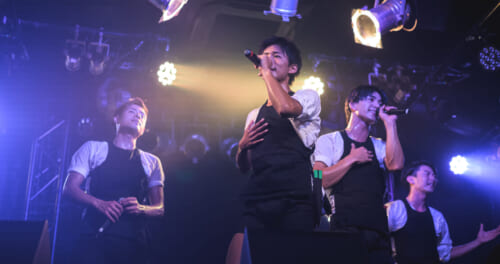 東京力車、新曲「天下御免の伊達男」初見参!「僕らは強い絆で繋がっている」