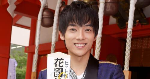 辰巳ゆうとが「センチメンタル・ハート/男のしぐれ」新装盤ヒット祈願。「僕の歌で元気に、笑顔に」