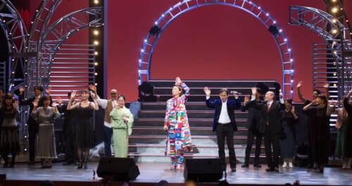 氷川きよし、大阪・新歌舞伎座「氷川きよし特別公演」大千穐楽。「皆様のおかげです!」
