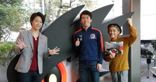 【連載】はやぶさの「新世代SPIRIT(スピリット)」第1回:レーシングドライバー、笹原右京さん(その1)