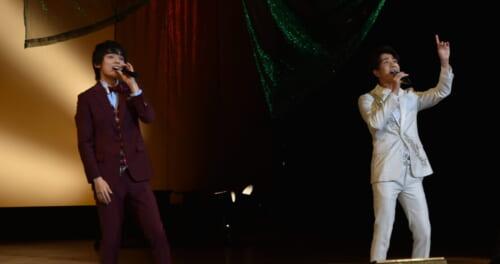 中澤卓也&辰巳ゆうとがジョイントコンサート。「卓也・ゆうとのときめき歌謡ステージ ~歌に恋して~」