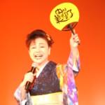 中村美律子、4カ月半ぶりのステージで「感謝」