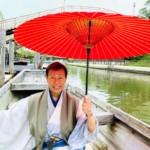 橋 幸夫、デビュー曲「潮来笠」のルーツを探る旅へ。YouTubeで公開!