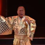 祝・芸道45周年。細川たかし、8カ月ぶりのステージでエネルギー全開!
