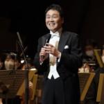 """50周年記念 五木ひろしがオーケストラと""""日本のこころ""""を紡ぎ出す"""