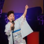中村美律子が約9カ月ぶりに単独コンサート。「人情と根性でコロナをぶっ飛ばせ!」