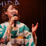 人の心を潤す、優しい雨。山口瑠美が新曲「天気雨」発売記念ライブで、大きな扉を開く
