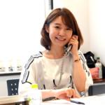 山口瑠美が電話オペレーターに転身? いえ、電話によるラジオ出演で、新曲「天気雨」をアピール