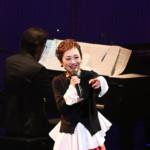クミコが豪華ゲストとともに、コンサート「わが麗しき歌物語」でファンを魅了