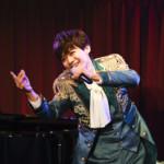 新浜レオン、セカンドコンサートで「幸せ」を噛みしめる。ギターの弾き語りも初披露!!