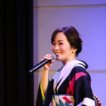 永井裕子が配信トーク&ライブを開催。パク・ジュニョンとともに終始和やかムード