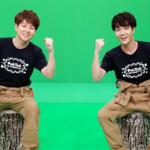 パク・ジュニョンと中澤卓也が初のオンラインイベントで元気いっぱい