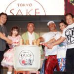 細川たかし、東京酒フェスで鏡開き。最近飲んだおいしいお酒は「弟子の杜このみに赤ちゃんができたこと」