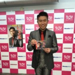 一条貫太、新曲「いのちの花」発売日にアイドルの聖地でキャンペーン!