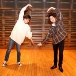 中澤卓也&新浜レオンがオンラインコンサート。バレンタインデーにラブソングを特別コラボ