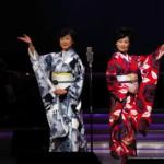 神野美伽と長山洋子が歌謡漫才に初挑戦! ジョイントライブで熱唱・熱演