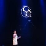 神野美伽、DRUM TAOのトップメンバー8人で結成されたユニットTAO 8と共演。「私の声が楽器になった」