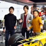 【連載】はやぶさの「新世代SPIRIT(スピリット)」第2回:レーシングドライバー/笹原右京さん