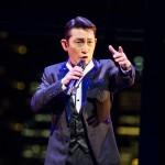 福田こうへいの「無観客 LIVE 2021-独唱-あれから10年」。3月27日、歌謡ポップスチャンネルで放送