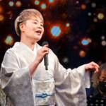 """""""歌怪獣""""島津亜矢が「半世紀誕生祭ライブ」を収録。IKKOも乱入(?)し、「亜矢ちゃんの歌声、どんだけ~。すごすぎ~」"""