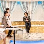日曜日のNHK『はやウタ』は山内惠介が司会の井上芳雄と親密トーク? 水森かおり、純烈らも新曲披露
