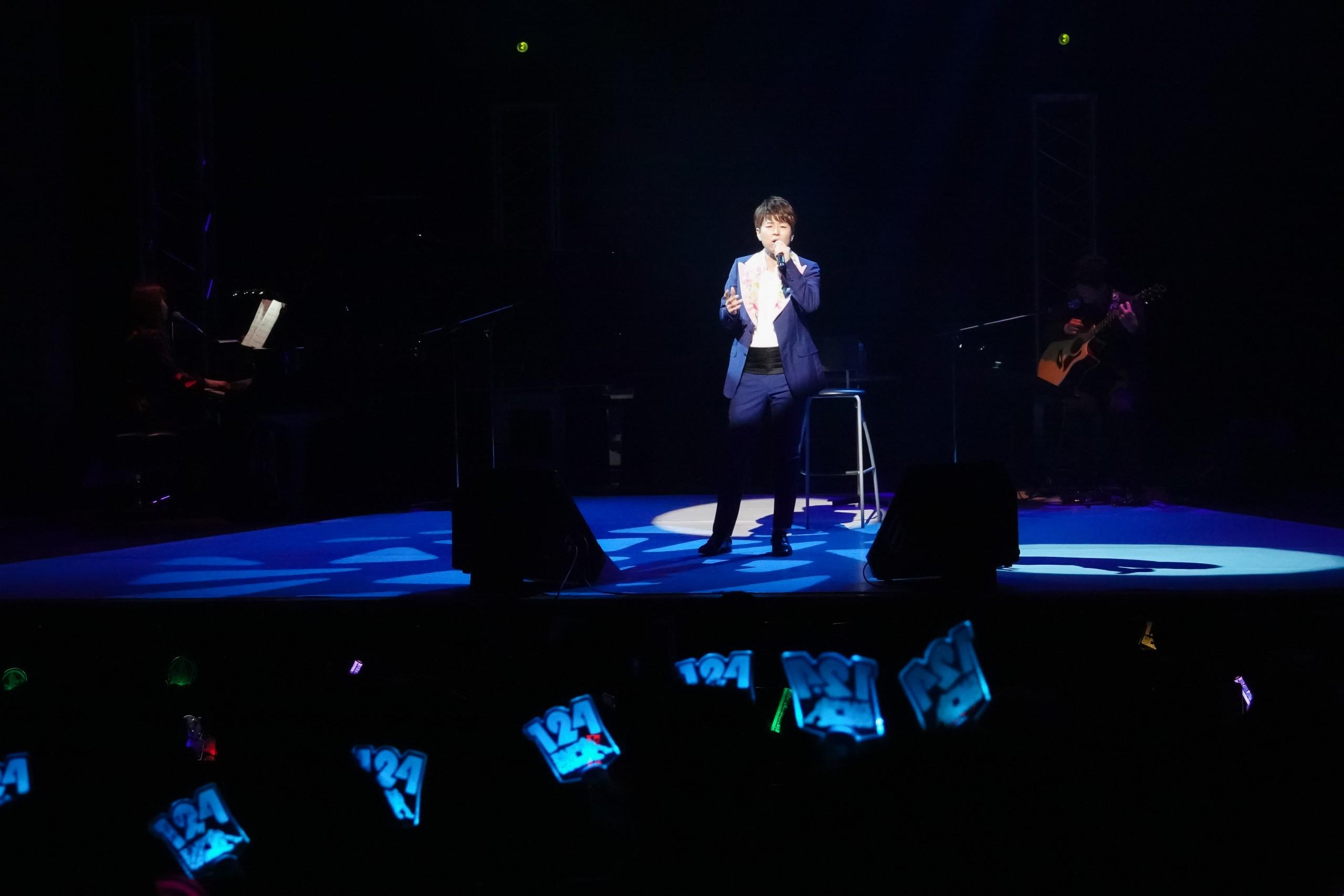 パク・ジュニョン10周年記念コンサート