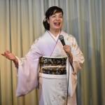 瀬口侑希「冬の恋歌」発売記念ミニライブを開催。ファンに感謝し、さらなる活躍を誓う