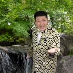 大江裕が東京・湯島天神で新曲「登竜門」のヒット祈願!「希望のある歌。少しでも元気になってもらえたら幸せ」