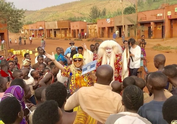 DJ KOO Bon ForAfrica(アフリカ盆踊り)