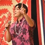 ハワイ生まれのポップスシンガー・LAHIKIが新曲「ALOHA~魔法のコトバ~」を初披露