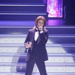 氷川きよしが原点の会場、東京・中野サンプラザでコンサート。最新アルバム『南風吹けば』の収録曲も披露