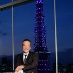 """美空ひばりの33回忌に東京タワーが""""ひばりバイオレット""""に点灯。ファンの力で、コロナ禍で苦しむ人々へ癒やしを"""