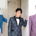 チョン・テフ、こおり健太、パク・ジュニョン。楽しい3人がUSEN唄小屋に出演
