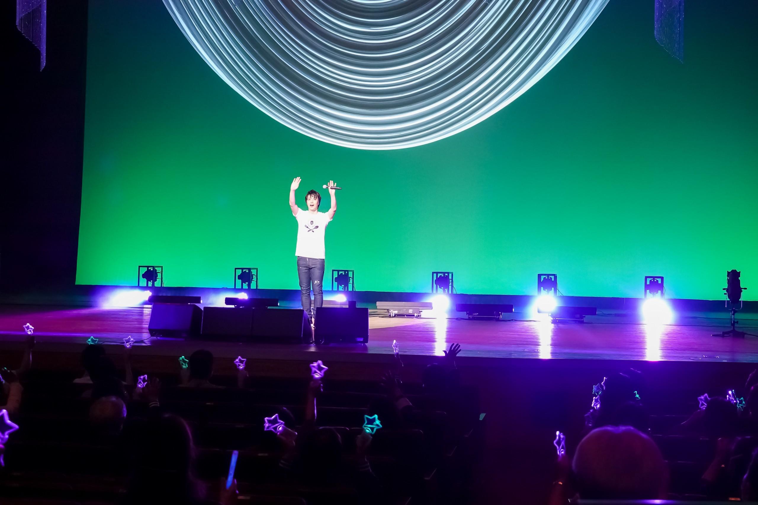 松尾雄史 8周年記念コンサート2021 in 練馬文化センター大ホール