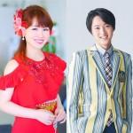東京・池袋のCDショップ五番街で大沢桃子&青山新のパネル展&パネルプレゼント開催中!