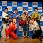 『歌ネタ四銃士 爆笑浪漫飛行!』が9月に配信・放送へ。嘉門タツオ、テツandトモ、AMEMIYA、どぶろっくが歌ネタで勝負