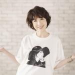 伊藤 蘭、セカンドアルバム『Beside you』のビジュアル発表! 限定BOXのTシャツ本人着用写真も公開!