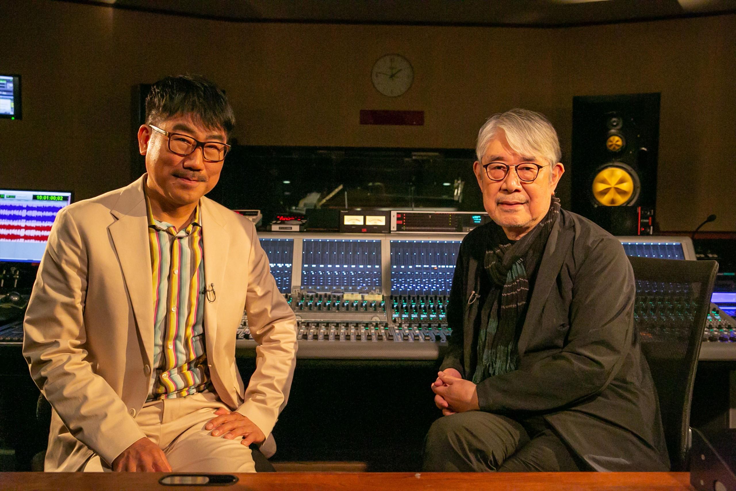 松本隆と亀田誠治