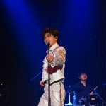 「本当に会いたかった」。新浜レオンが約2年ぶりにソロコンサート。堀江淳とのサプライズ共演も実現