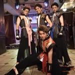 東京力車、新曲B盤カップリング曲「ヤイロチョウタマシイ」&新衣装を生配信ライブで初披露
