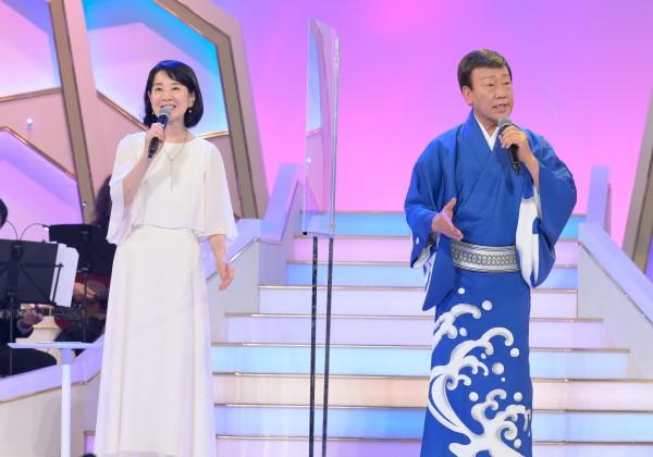 吉永小百合と橋幸夫