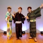 中澤卓也、新浜レオン、パク・ジュニョンが「USEN唄小屋」第4弾生配信コンサート。全国のファンが視聴