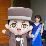 水森かおりが「渋沢×北区 青天を衝け大河ドラマ館」の一日館長に就任。新曲「笑顔でいようね」の発売も発表!