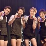 東京力車が毎日生配信ライブ完走! 感謝の思いを届ける。「明日からも最高の笑顔で笑っていきましょう!ありがとう!」