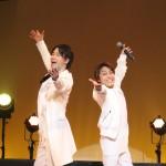 はやぶささんからデビュー10周年記念コンサートの写真がたくさん届きました。オンライン配信は明日までですよ。