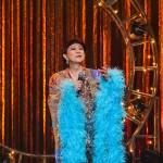 豪華な指輪もキラリ! 美川憲一が「私は歌います」と宣言し、約2年ぶりのソロコンサートでエネルギーを大放出