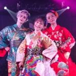 「水雲-MIZMO-は不滅です」。水雲-MIZMO-の3人が解散日にYouTube生配信。お別れはメジャーデビュー曲「帯屋町ブルース」をアカペラで。